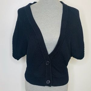 ⭐️3/$25⭐️ Worthington Cropped Bolero Sweater